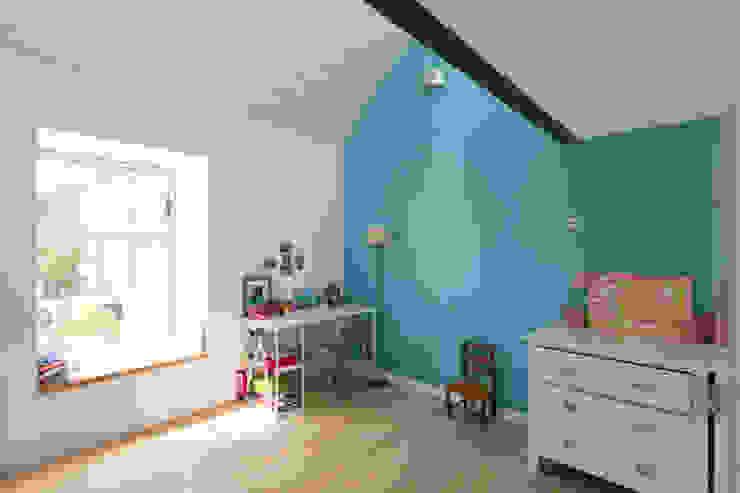 en coeur d'ilôt agence MGA architecte DPLG Chambre d'enfant moderne