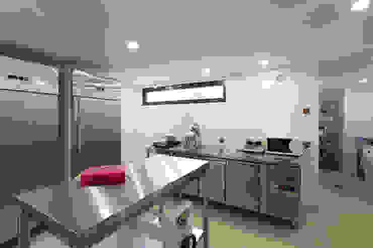 agence MGA architecte DPLG Restaurantes