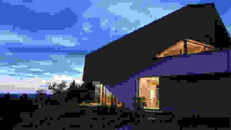 Fledermaus K2 Architekten GbR Moderne Häuser