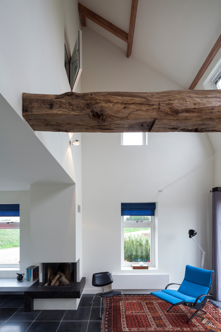 woonkamer richting kopgevel, foto: Scagliola Brakkee bijvoet architectuur & stadsontwerp