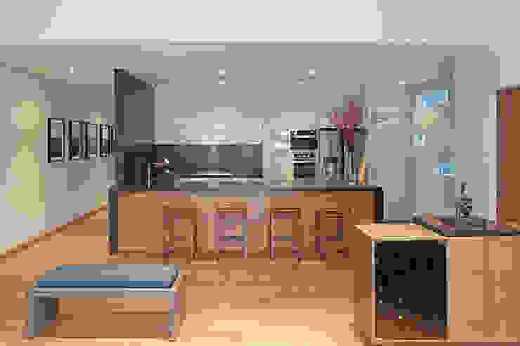PH Andersen Cocinas modernas de Faci Leboreiro Arquitectura Moderno