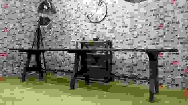 Large Dining Table V I Metal Ltd Sala da pranzoTavoli