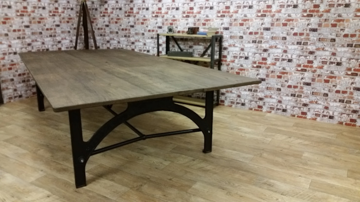 Boardroom/Meeting Table V I Metal Ltd Office spaces & stores