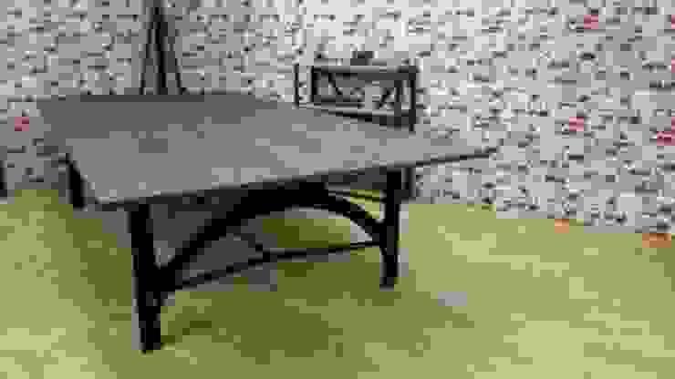 Boardroom/Meeting Table V I Metal Ltd Locaux commerciaux & Magasins