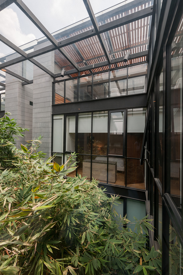 PH Andersen Faci Leboreiro Arquitectura Puertas y ventanas modernas