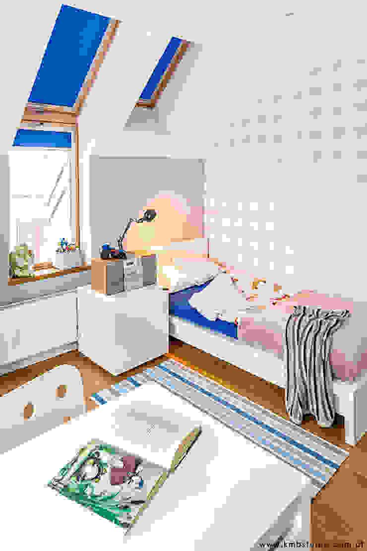 Modern Kid's Room by kmb studio Modern