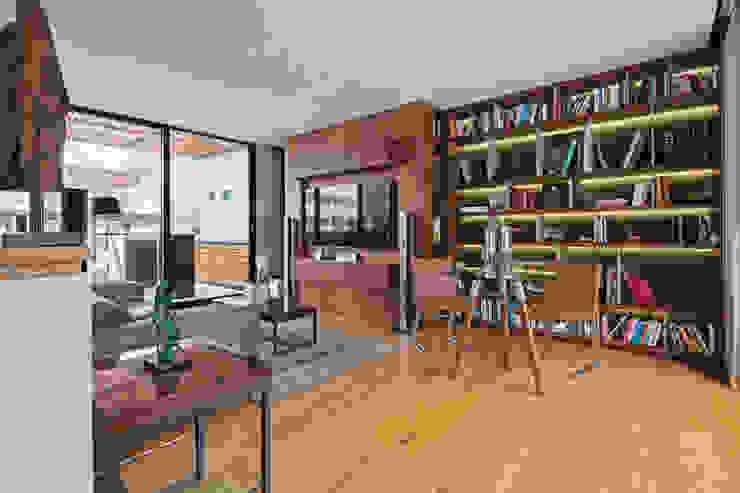 PH Andersen Salones modernos de Faci Leboreiro Arquitectura Moderno