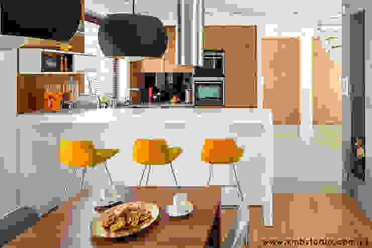 Modern Kitchen by kmb studio Modern