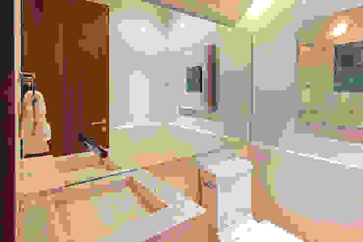 PH Andersen Baños modernos de Faci Leboreiro Arquitectura Moderno