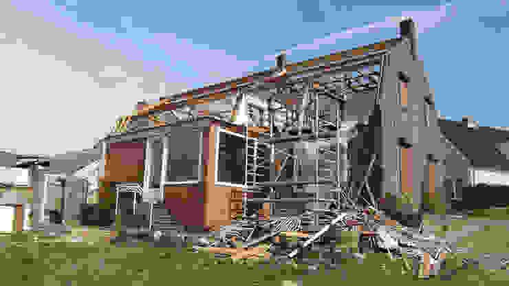 start sloop, aanbouwen nog te slopen bijvoet architectuur & stadsontwerp