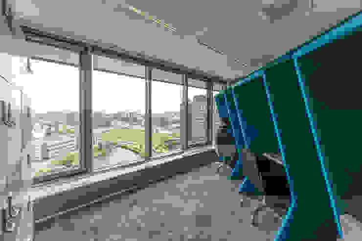 Pointlogic Eclectische kantoorgebouwen van MHS Ontwerpt Eclectisch