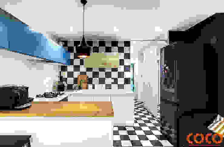 Moderne keukens van COCO Pracownia projektowania wnętrz Modern