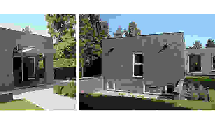 Villa M te Oss Moderne huizen van Ariens cs, Architecten & Ingenieurs Modern