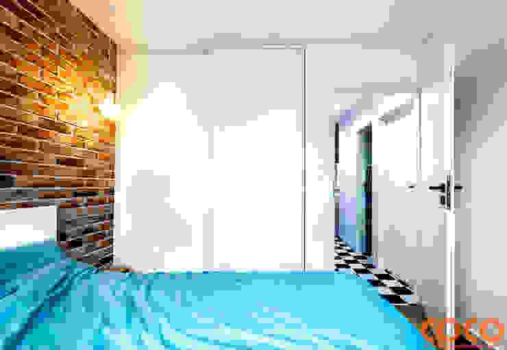 Modern style bedroom by COCO Pracownia projektowania wnętrz Modern