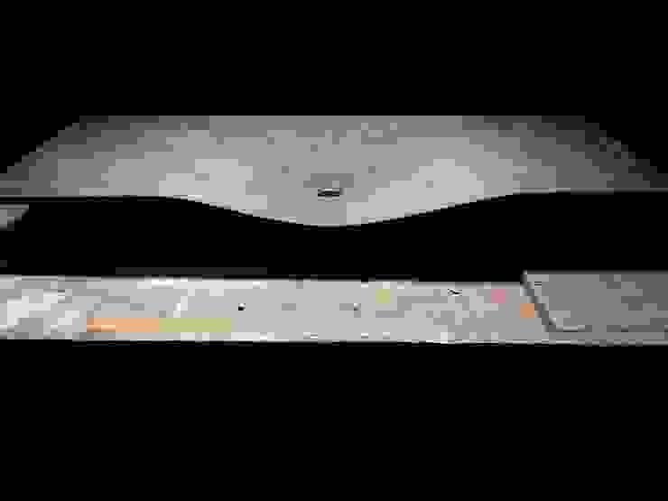 Drop Down Concrete Sink : minimalist  by Forma Studios , Minimalist