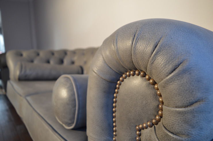 Bespoke Chesterfield sofas : classic  by Chandler Upholstery, Classic