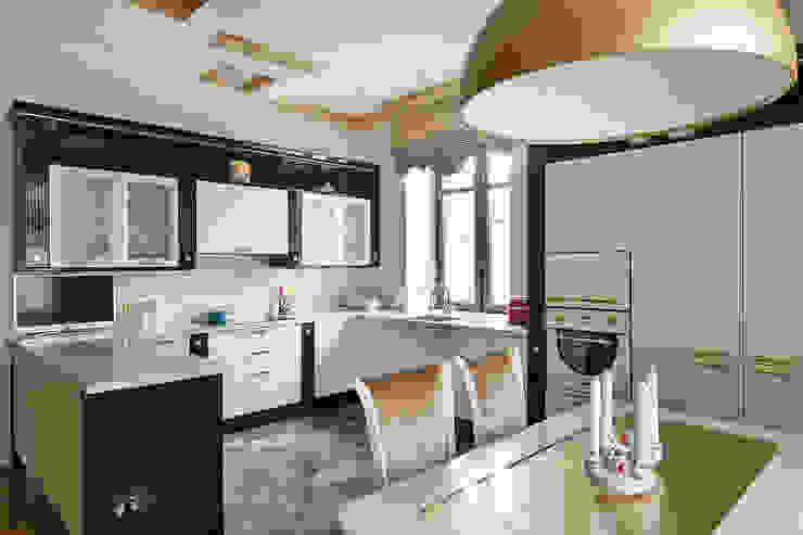 Кухня. Кухни в эклектичном стиле от KRAUKLIT VALERII Эклектичный