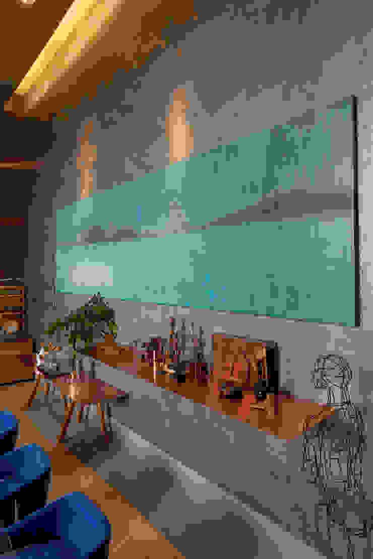 Modern dining room by Denise Barretto Arquitetura Modern