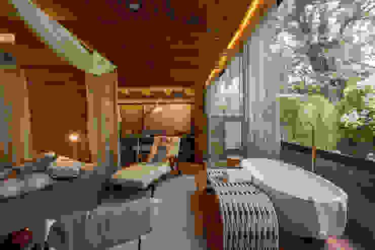 Quartos modernos por Denise Barretto Arquitetura Moderno
