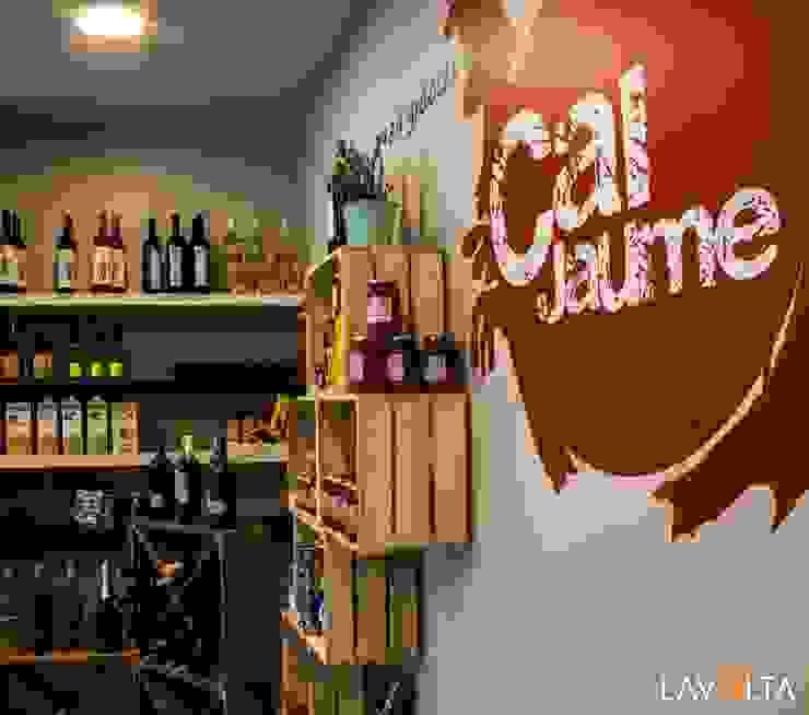 asador cal Jaume en Navàs Gastronomía de estilo rural de Lavolta Rural