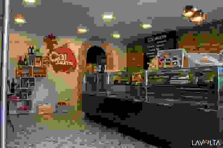 asador cal Jaume en Navàs Gastronomía de estilo mediterráneo de Lavolta Mediterráneo