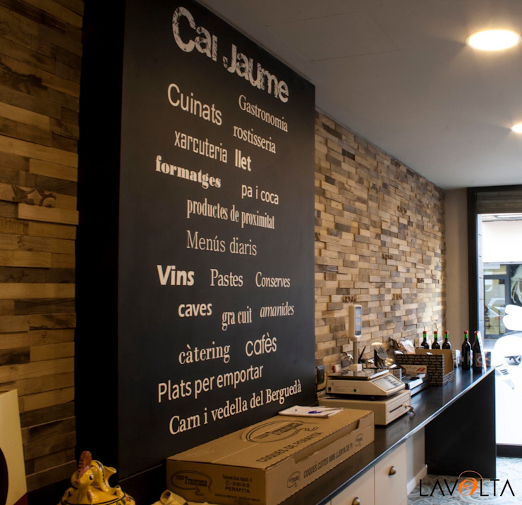 asador cal Jaume en Navàs Gastronomía de estilo clásico de Lavolta Clásico