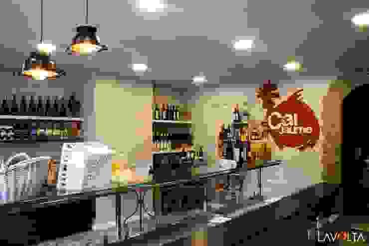 asador cal Jaume en Navàs Gastronomía de estilo moderno de Lavolta Moderno