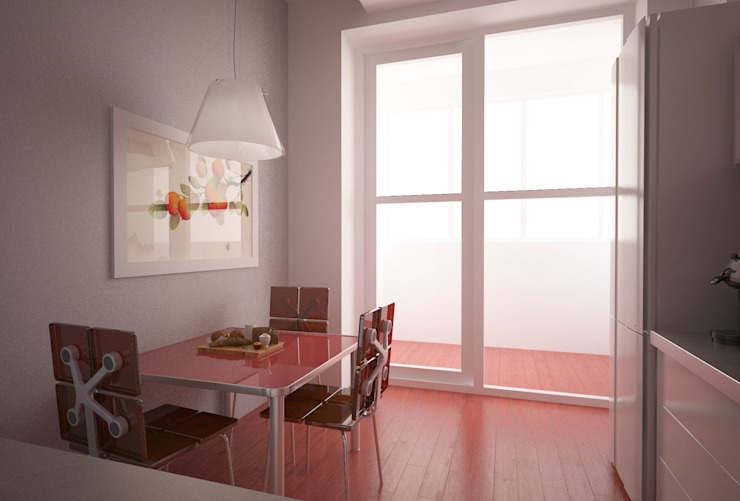 Modern kitchen by ArtDK Modern