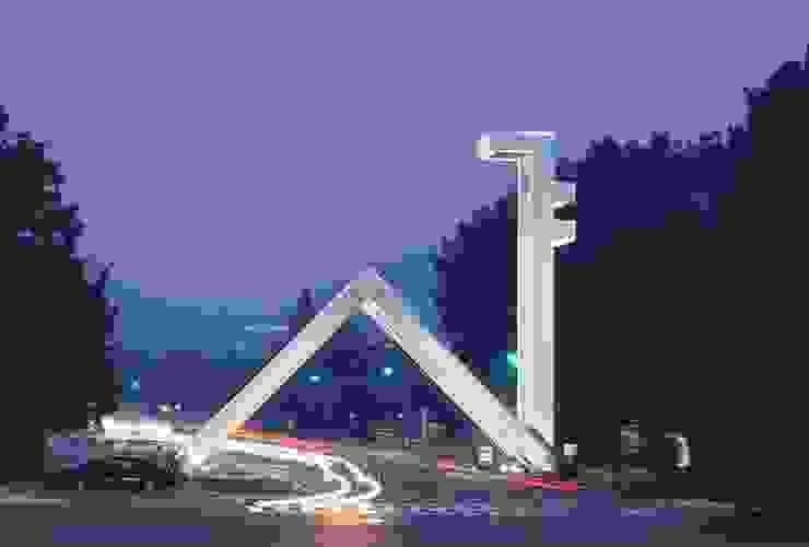 서울대학교 정문_2006 모던 스타일 학교 by Eon SLD 모던