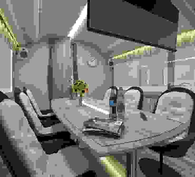 VIP Araç tasarımı toplantı alanı cihat özdemir