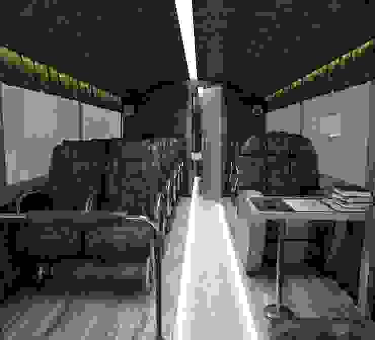 VIP Araç tasarımı oturma alanı cihat özdemir
