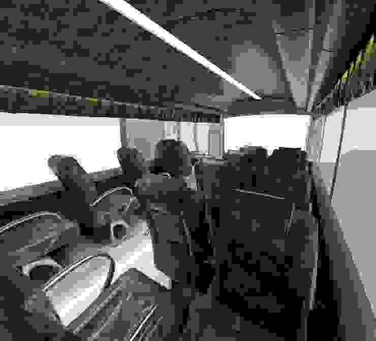 VIP Araç tasarımı koltuklar cihat özdemir