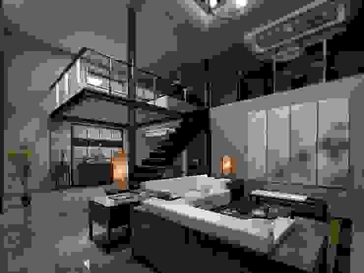 villa salon tasarımı cihat özdemir