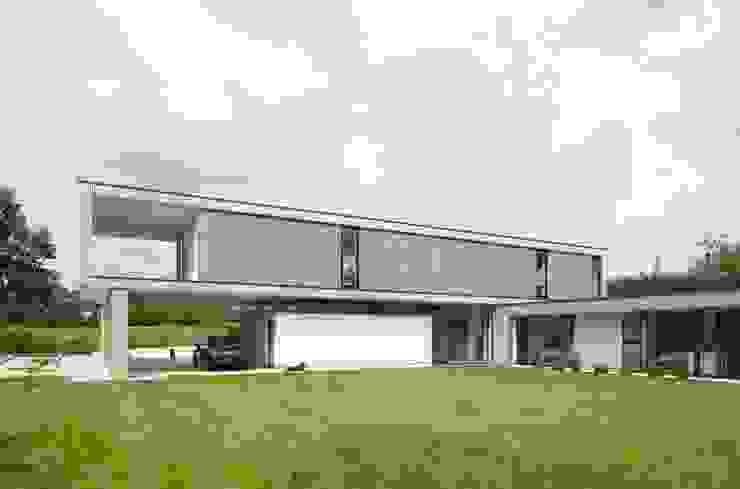 Garden facade by John Pardey Architects