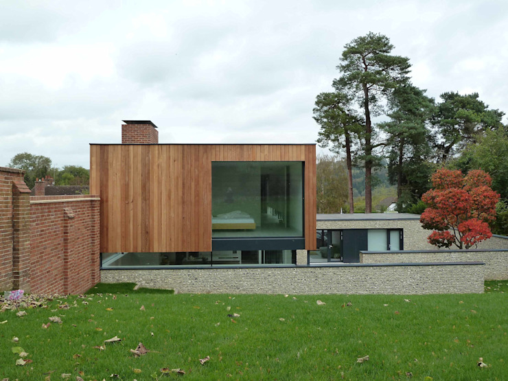 The Cheeran House by John Pardey Architects