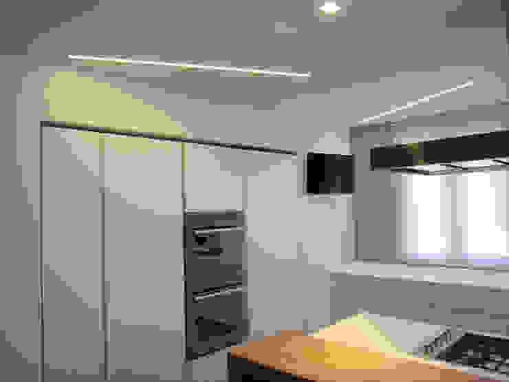 Cocinas de estilo moderno de Laura Canonico Architetto Moderno