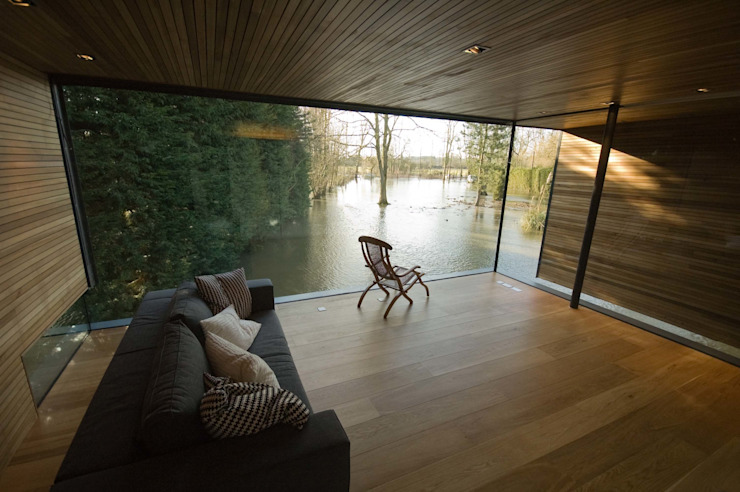The Hind House by John Pardey Architects
