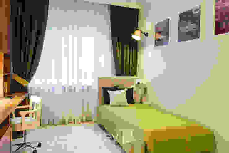 Classic Design – 230m2 Klasyczny pokój dziecięcy od TiM Grey Interior Design Klasyczny