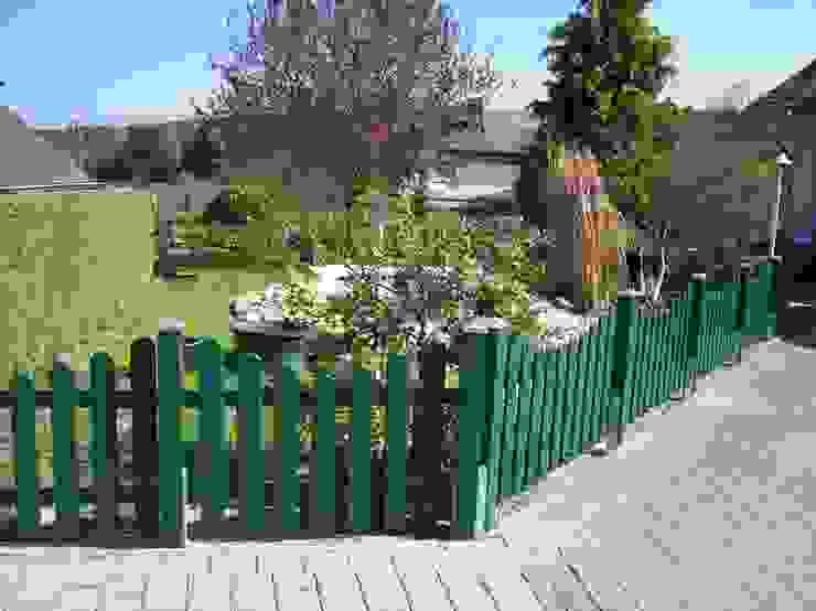 Klasik Bahçe BEGO Holz und Stahl Klasik