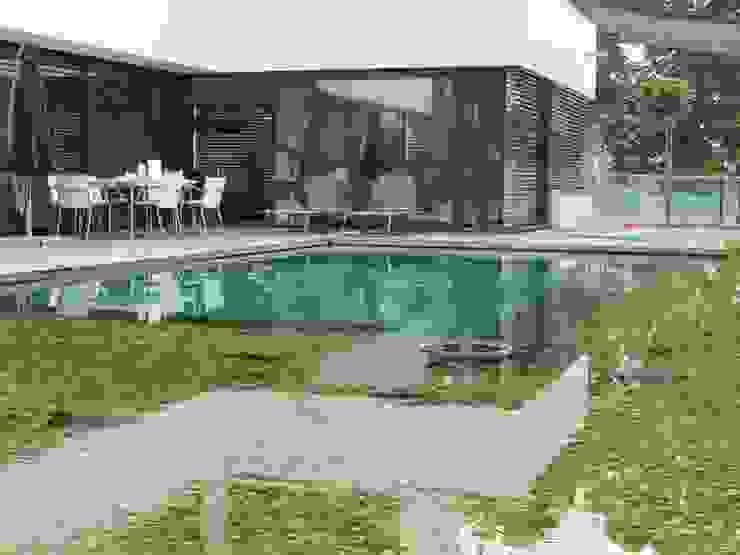 Modern garden by Nagelschmitz Garten- und Landschaftsgestaltung GmbH Modern