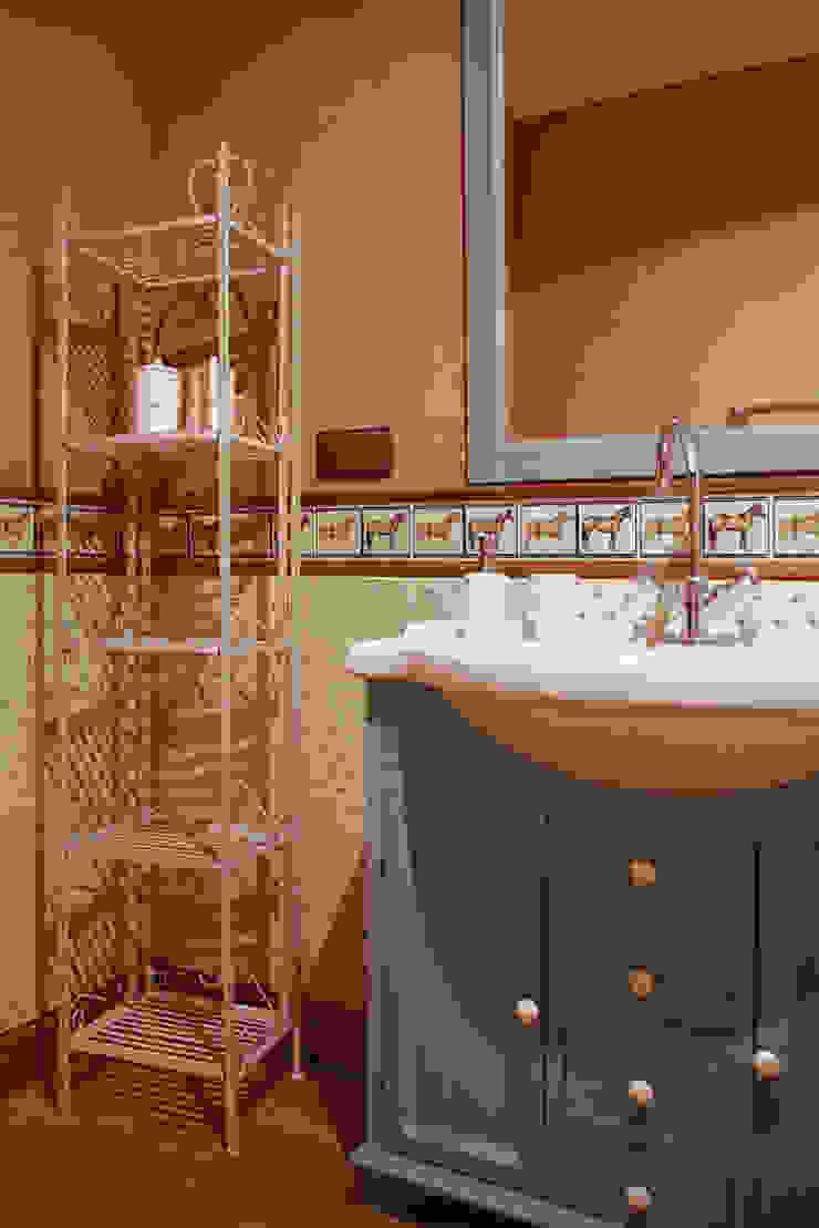 Детская ванная комната. Ванная комната в стиле кантри от Мария Остроумова Кантри
