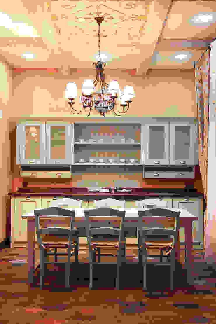 Столовая. Столовая комната в стиле кантри от Мария Остроумова Кантри
