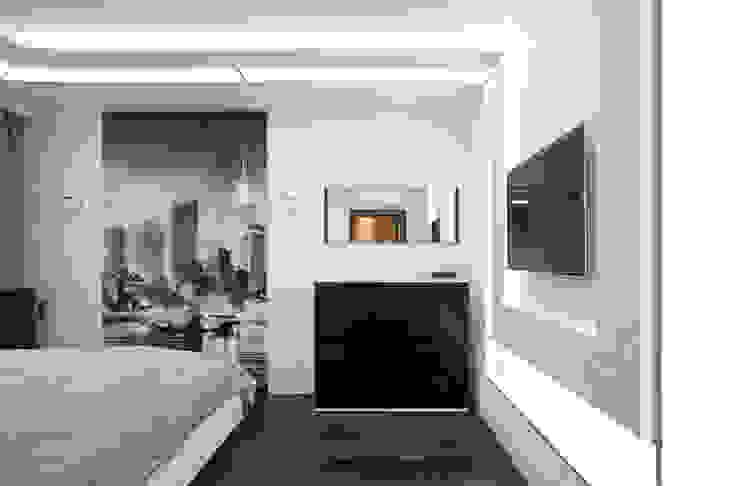 Спальня Спальня в стиле минимализм от Studio Design-rise Минимализм