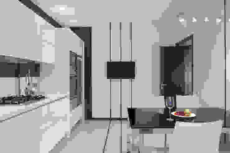 Кухня Кухня в стиле минимализм от Studio Design-rise Минимализм
