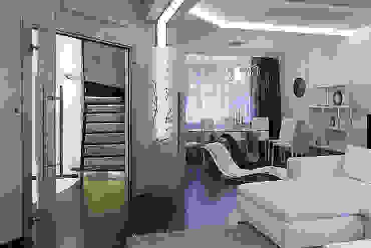 Холл Гостиная в стиле минимализм от Studio Design-rise Минимализм