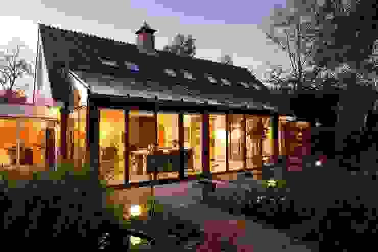 Modern living room by Solarlux Modern