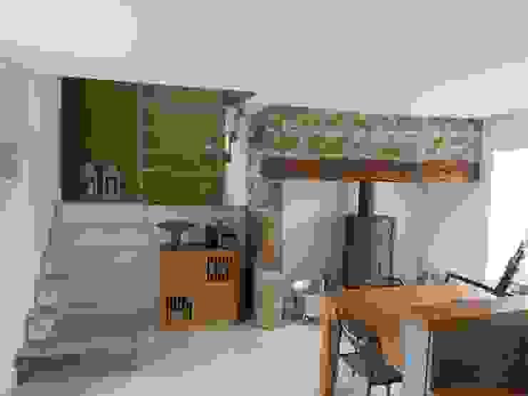 Modern kitchen by virginie DEVAUX Modern