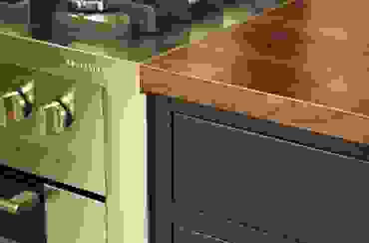 DB KeukenGroep Industrial style kitchen