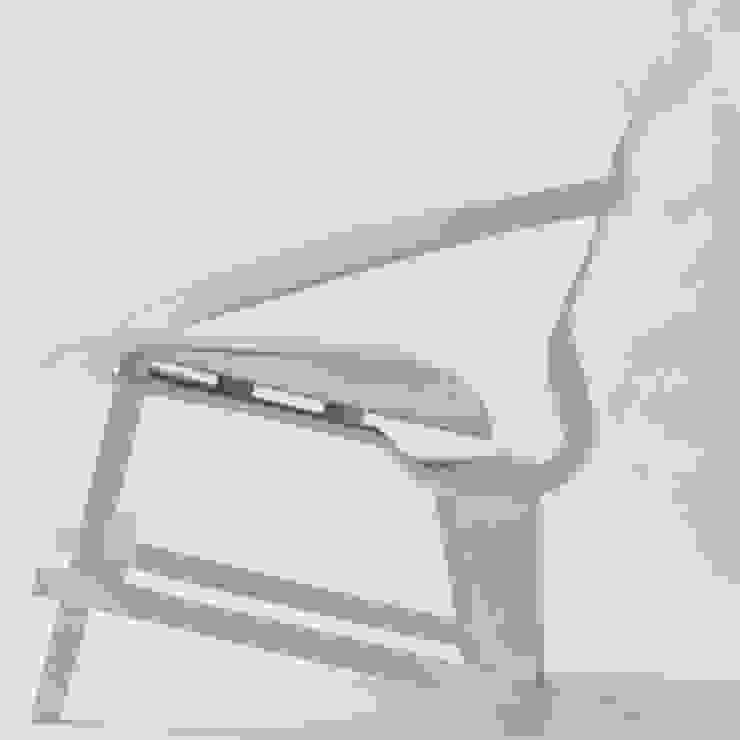 3D printed Mash up Chair: modern  door Diederik Schneemann , Modern