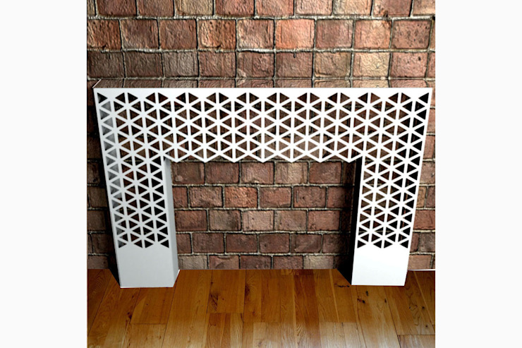 Modern console tables and dressing tables: modern  by Laser cut Furniture & Screens, Modern
